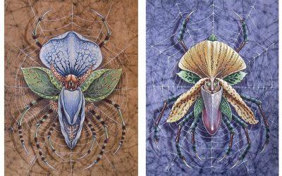 Orchnides Angelium Morsika et Ginko Nepenthium