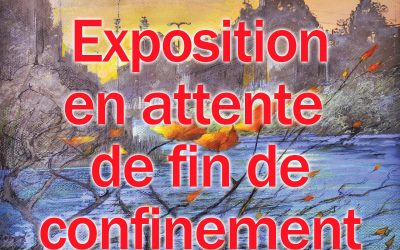 Gilles Hergot: exposition temporairement suspendue